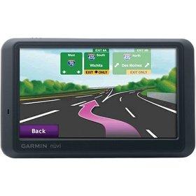 Garmin nüvi 755T 4.3-Inch Widescreen Portable GPS Navigator