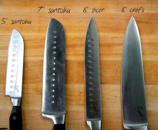 types of kitchen knives and how to use them. Black Bedroom Furniture Sets. Home Design Ideas