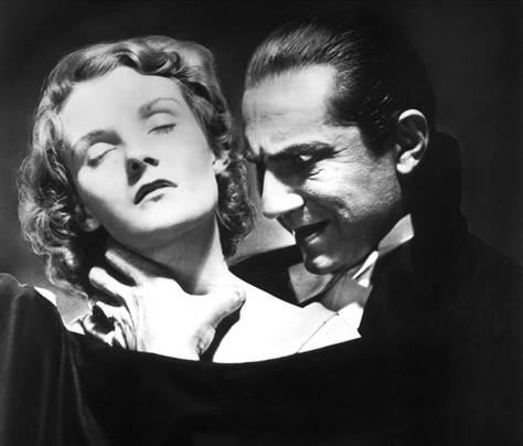 Bella Lugosi as Dracula