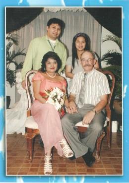 Family relationship.