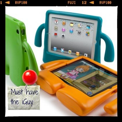 iPad Accessories: iGuy