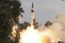Agni V Covers Most Parts of China