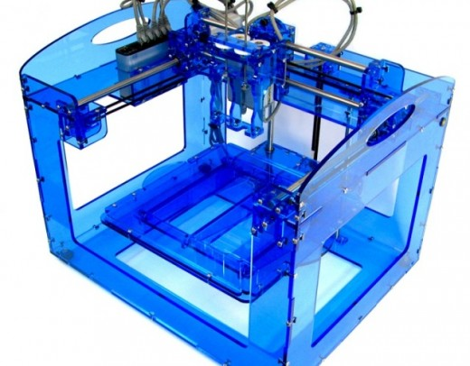 An example 3D Printer.
