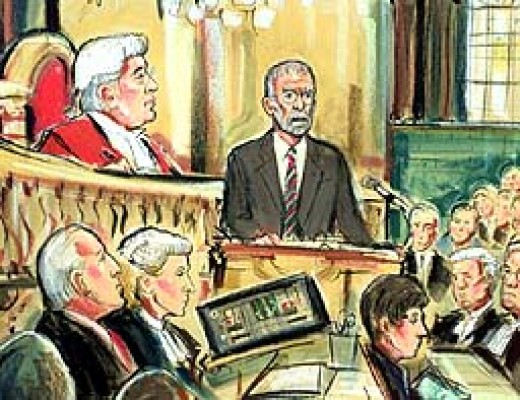 Doctor Harold Shipman  In Court
