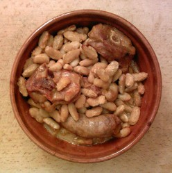 French Food - How to Make Cassoulet (Bean Stew)