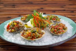Clams Casino make a great dip.