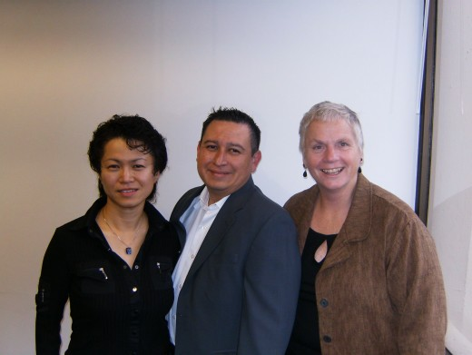 Jenny, Jose, and Nancy found over 360 private investors all across California by asking for it!