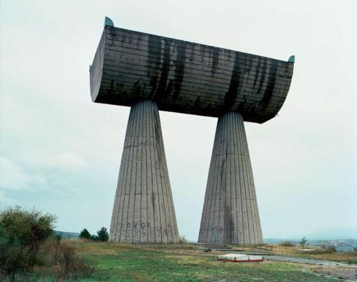 In Mitrovica, Northern Kosovo