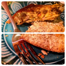 Crazy Egg Pie Recipe by Heather Says
