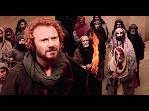 Harvey Keitel as Judas