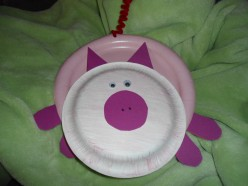 Paper Plates for Really Cute Artwork Ideas part 1