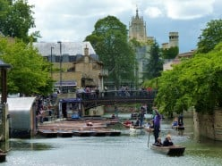 Today called the Magdalene Bridge, the bridge was first built in 1823 as part of the 19th century expansion in Cambridge.