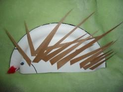 Paper Plates  Simple Crafts part 2