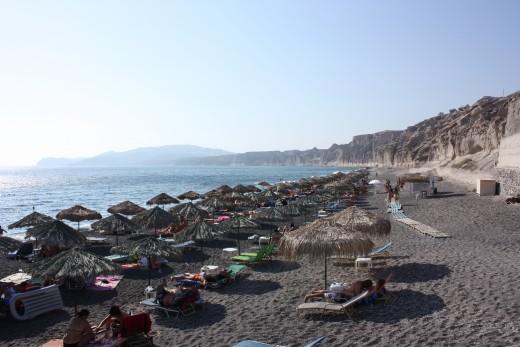 Vlichada beach