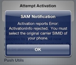 Why is iPhone 4 Sim Unlock with SAM not Working and What are Alternative Unlock Exploits?