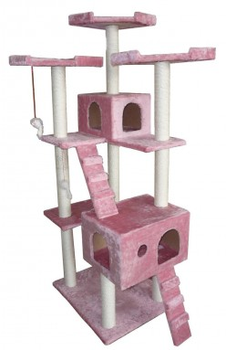 About Cats and Kittens: Most Popular Cat Trees, Condos, and Houses - A Review