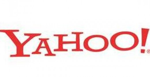 The Yahoo logo.