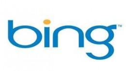 The Bing logo.