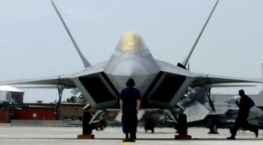 The F-22 Combat Ready