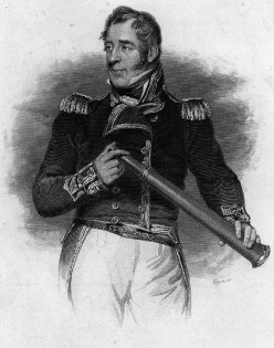 'Lord' Thomas Cochrane the Real Horatio Hornblower?