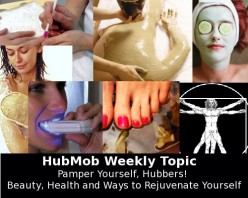 HubMob Weekly Topic: Beauty, Health and Ways to Rejuvenate Yourself