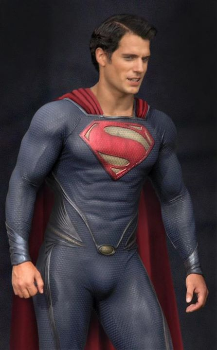 Henry Cavill (Poor Soul) As Superman