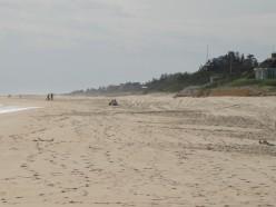 Main Beach in East Hampton was named Best Beach by Dr. Beach.