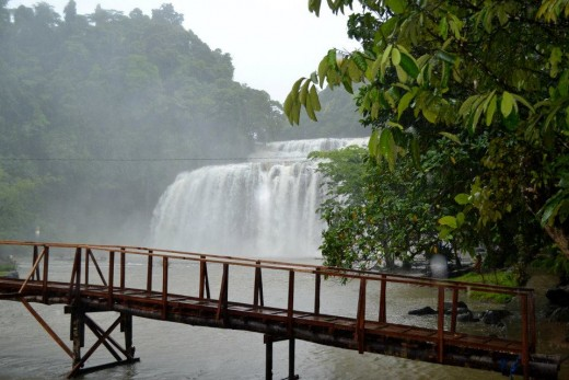 Another shot of Tinuy-an Falls