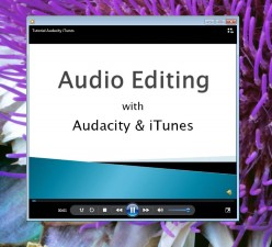 Audio Editing for Free