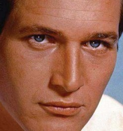Paul Newman - Blue Eyes and Talent