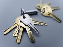 What do you keep on your key chain besides keys?