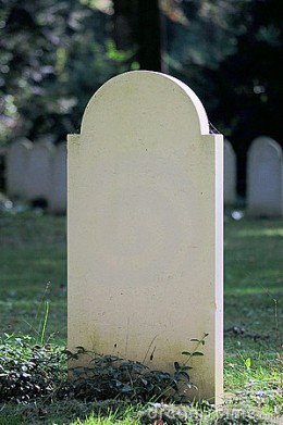 What will be written about you on your tombstone?
