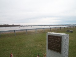Korean Veterans' Memorial Bridge, Alburgh, Vermont