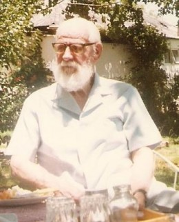 Murray McGregor in about 1987