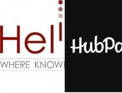 What are the differences between Hub Pages and Helium?
