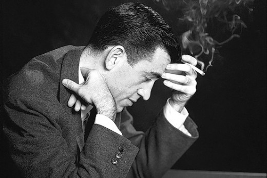 Jd Salinger. Certainly, The Catcher in the Rye is a work of fiction.. but was their some truth to Holden Caufield?