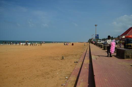 FootPath and Beach Boundary