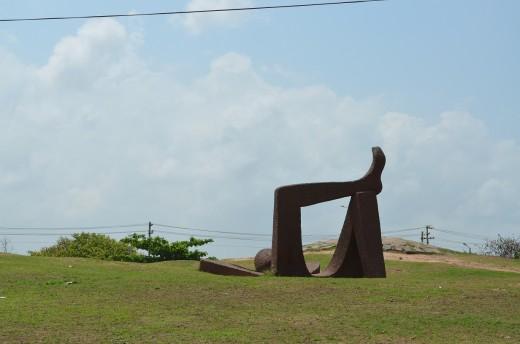 Sculptors by Kanayi Kunjiraman
