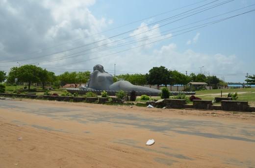 Statue of Mermaid