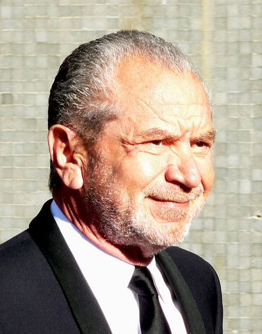Sir Alan Sugar is UKs most famous and well loved entrepreneur. In his program The Apprentice UK he funds one new business £250K after a competition to work with him as a business partner.