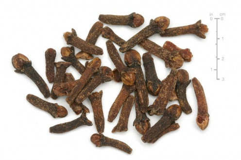Cloves a distinguished flavour
