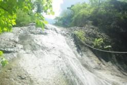 Stop-over @Naambon Falls