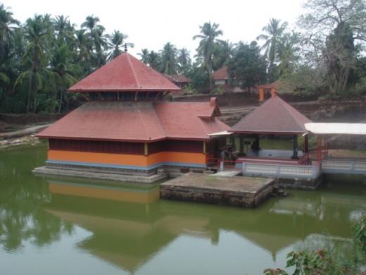 Ananthapura temple, Kasargod, Kerala