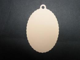 Oval Charm