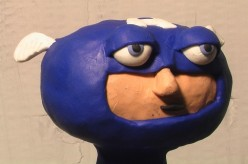 The Making Of Captain America Gets A Pimple Claymation