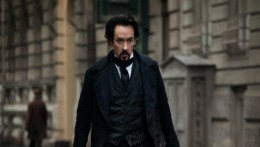 "John Cusack stars as Edgar Allen Poe in the film ""The Raven"" about a brutal serial killer who patterns his murders after Poe's stories."