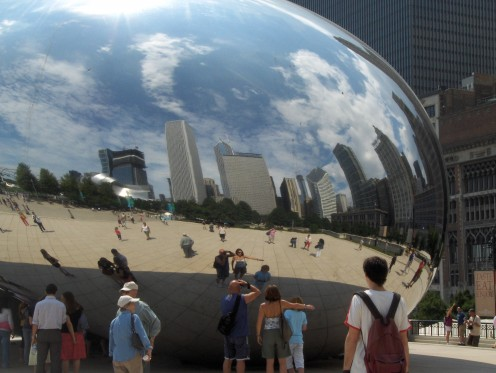 The Bean, Millennium Park