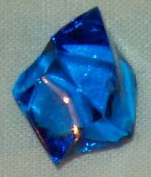 Blue Kryptonite am for Bizarro