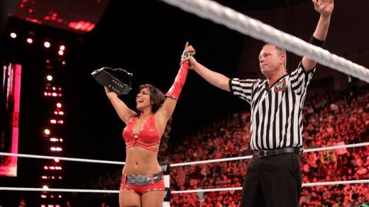 Layla El wins the WWE Divas Championship