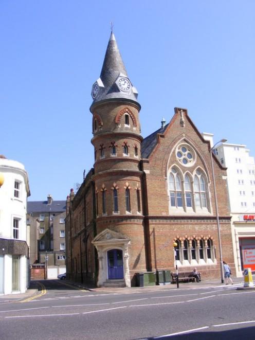 Leaf Hall, Eastbourne